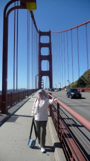 Rayls on the Golden Gate Bridge
