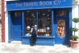 Rayls outside the Book Shop from the movie Notting Hill